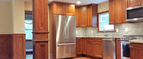 Kitchen Remodel Contractors in South Jersey